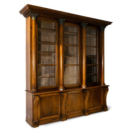 Bibliothek, Frankreich 19. Jahrhundert