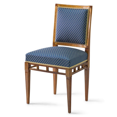 Josephinischer Stuhl, Österreich um 1790