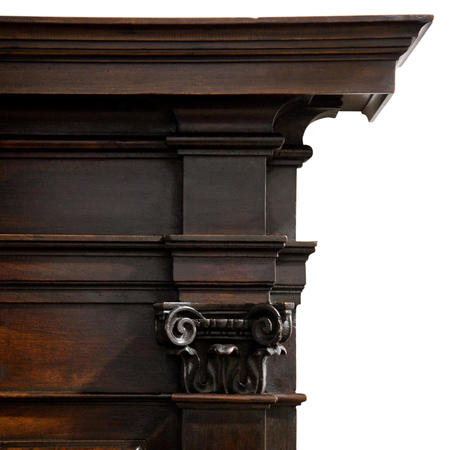 Bank im Renaissance Stil, 17./20. Jahrhundert