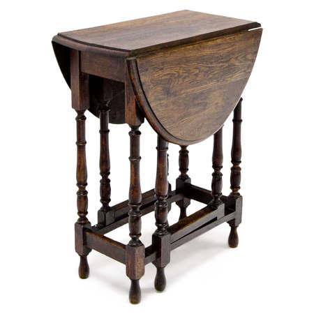 Gateleg Tisch.Gateleg Tisch 19 Jahrhundert