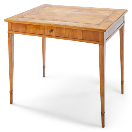 Josephinischer Tisch, Wien um 1790