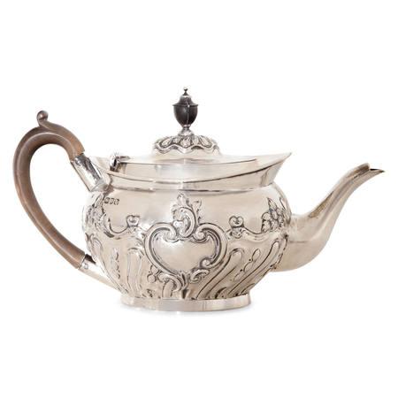 Teekanne, London 1897