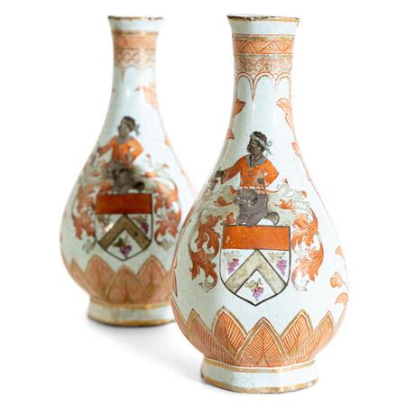 Vasen, wohl Holland 18./19. Jahrhundert