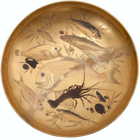 Japanische Schale Edo Zeit