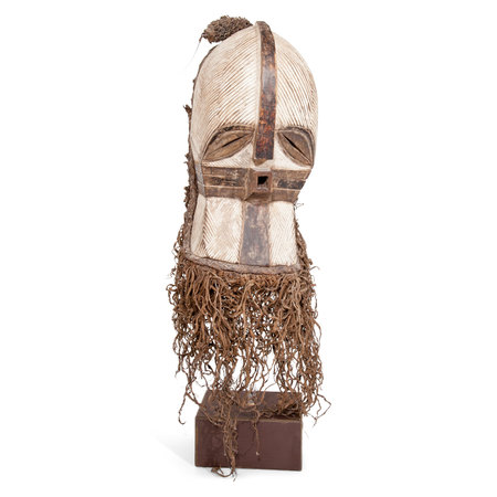 Afrikanische Maske, wohl 1. H. 20. Jahrhundert