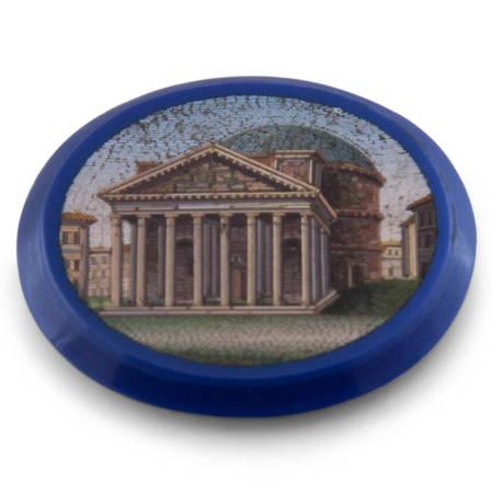 Mikromosaik, Rom 1. Hälfte 19. Jahrhundert