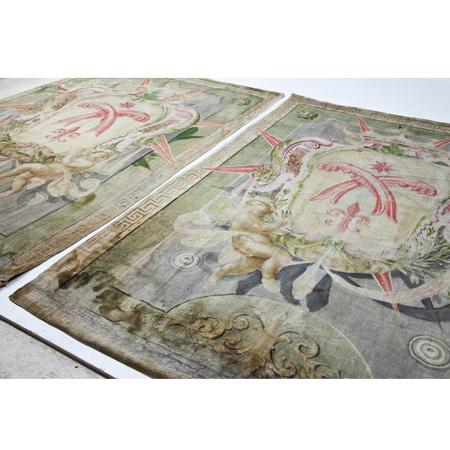 Tapisserien, 18. Jahrhundert