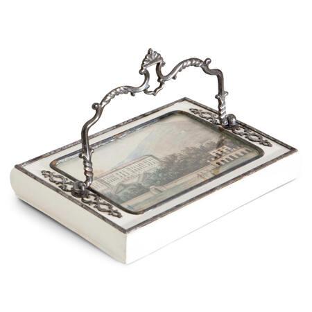 Briefbeschwerer, wohl Wien 19. Jahrhundert