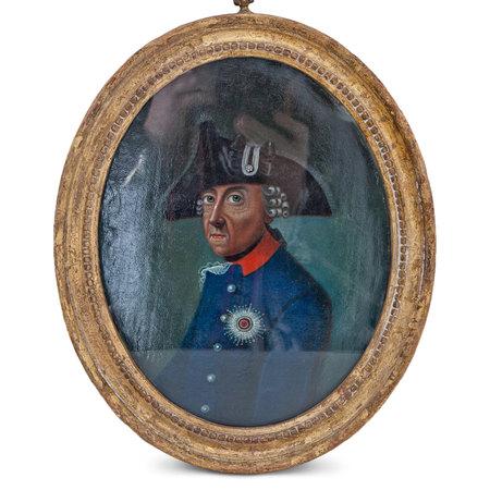 Friedrich der Große, Ende 18. Jahrhundert