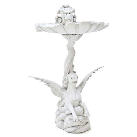 Wandbrunnen, Italien 18. Jahrhundert
