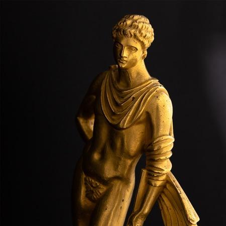 Bronze des Meleager, Anfang 19. Jahrhundert
