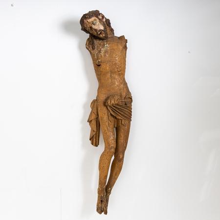 Christus Skulptur, 17. Jahrhundert