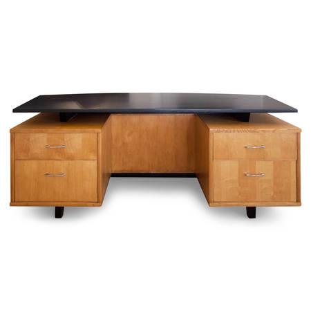 Modernistischer Schreibtisch, 70er Jahre