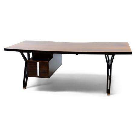 Ico Parisi Schreibtisch für MIM, Italien 1960er