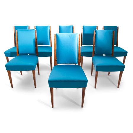 Esszimmer Stühle, Frankreich Mitte 20. Jahrhundert