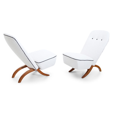 Dux Lounge Sessel, Schweden Mitte 20. Jahrhundert