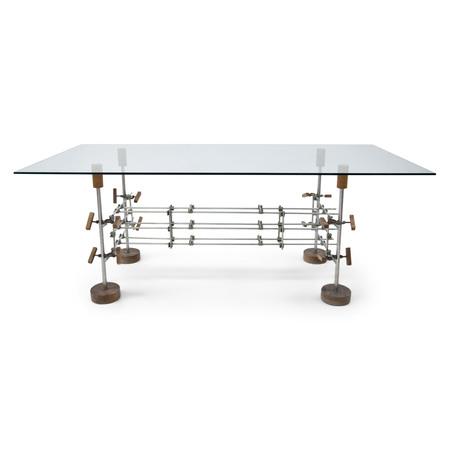 Postmoderner Tisch, Ende 20. Jahrhundert
