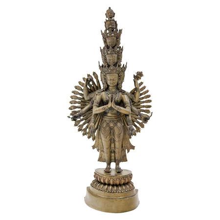 Indische Gottheit, 20. Jahrhundert
