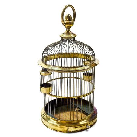 Vogelkäfig, Josef Denk, Wien um 1900