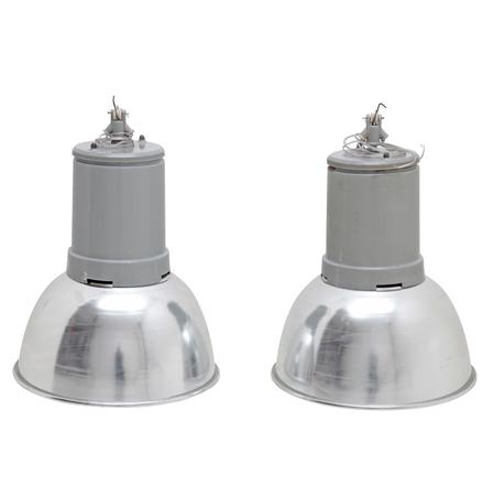 Industrielampen, Mitte 20. Jhd.