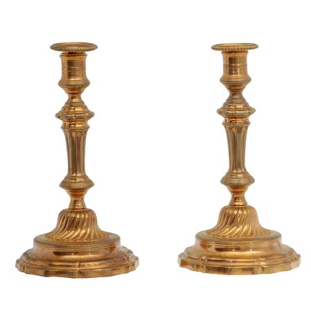 Kerzenständer, Frankreich, um 1840/50