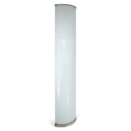 Stehlampe 'Pirellone', Entwurf Gio Ponti für Fontana Arte