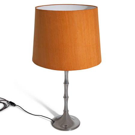 Bamboo Lampe, Entwurf Ingo Maurer, Deutschland 1970er