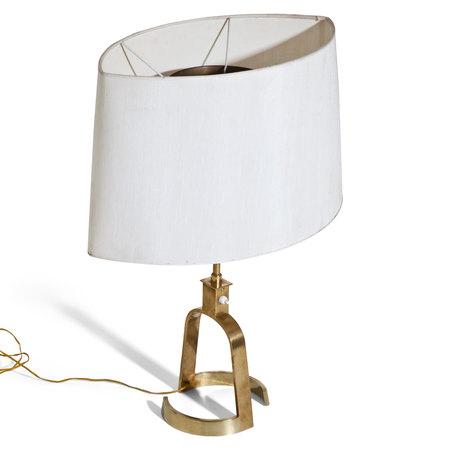 Tischlampe, Italien Mitte 20. Jahrhundert