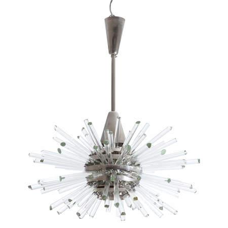 Bakalowitz Miracle Sputnik Leuchter, Wien 1960er Jahre