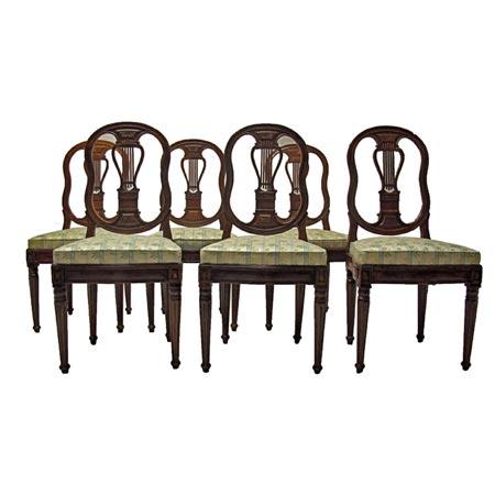 Stühle, Louis Seize