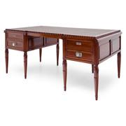 Art Deco Schreibtisch, wohl Frankreich 1920er Jahre