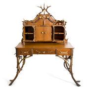 Schreibtisch, attr. Firma Keutner, Regensburg um 1900