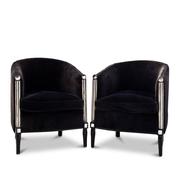 Art Deco Sessel, 1930er Jahre