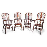 Captain's Chairs, England um 1830