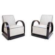 Art Deco Lounge Sessel, 1920er Jahre