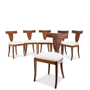 Klassizistische Stühle, frühes 19. Jhd.