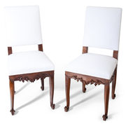 Barock Stühle, Italien um 1750