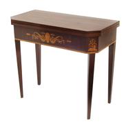 Klassizistischer Spieltisch, 19. Jhd.