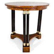 Tisch im Biedermeier-Stil, Anfang 20. Jahrhundert