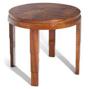 Art Deco Tisch, 1940er Jahre