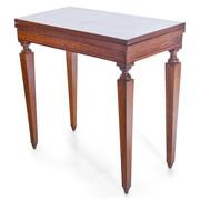 Klassizistischer Spieltisch, Italien um 1800