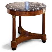 Tisch Restaurationszeit, Frankreich um 1830