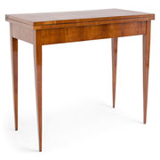 Biedermeier Spieltisch, um 1820