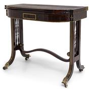 Englischer Spieltisch, 19. Jahrhundert