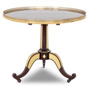 Directoire Tisch, Frankreich Ende 18. Jahrhundert