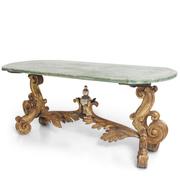 Barocker Tisch, 18. Jahrhundert