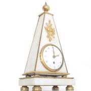 Louis Seize Pendule, Paris Ende 18. Jahrhundert