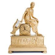Pendule, Frankreich 1. Viertel 19. Jahrhundert
