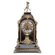 Napoleon III Pendule, Frankreich 19. Jahrhundert