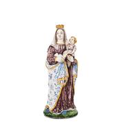 Gottesmutter in Faycene, Nevers um 1780